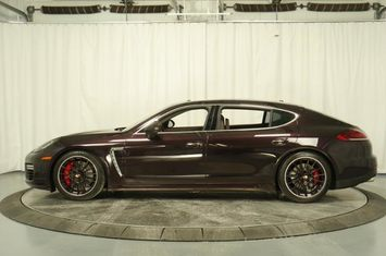 2014 panamera 4dr hb turbo executive