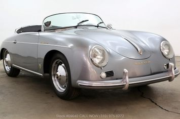 1957 speedster replica built by vintage speedsters