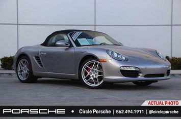 2012 boxster