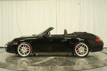 2010 911 2dr cabriolet carrera 4s