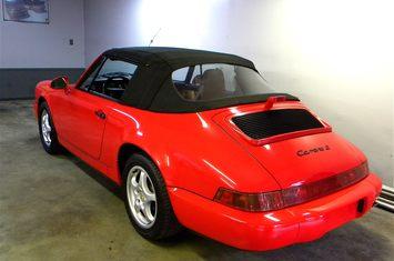 1993 911 carrera 2 cabriolet