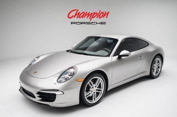 2012 porsche 911 991 carrera