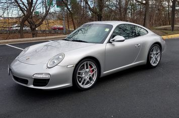 2009 911 carrera s coupe