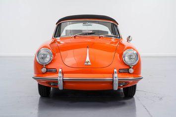1965 356 c cabriolet