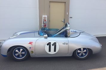 1957 356 a speedster race car