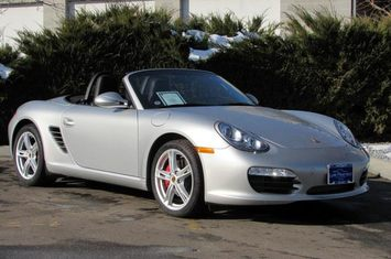 2010 boxster 2dr roadster s