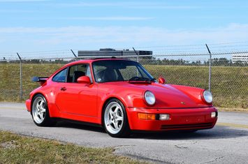 1991 porsche 911 turbo 964