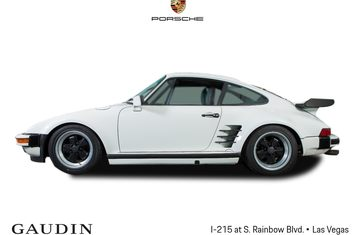 1989 911 turbo slantnose turbo