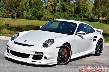 2007 porsche 911 turbo techart