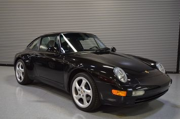 1997 911 993 carrera