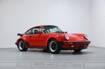 1987 911 turbo