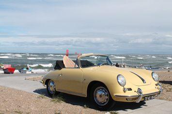 1964 porsche 356 sc cabrio