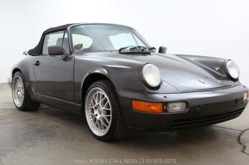 1990 964 cabriolet