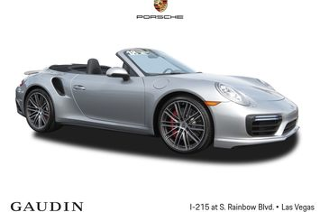 2018 911 turbo cabriolet