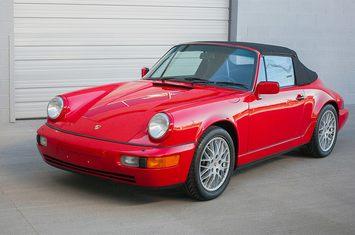 1990 carrera 4 cabriolet