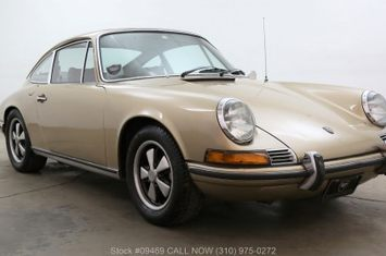 1972 911t sunroof coupe