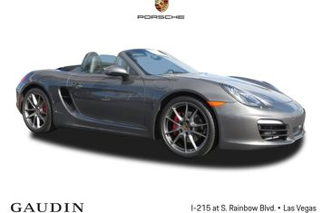 2015 boxster s