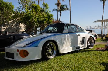 1978 porsche kremer 930 turbo