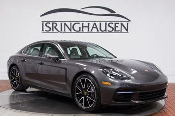 2018 Panamera 4S picture #1