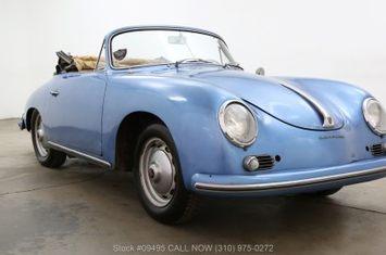 1959 356a cabriolet