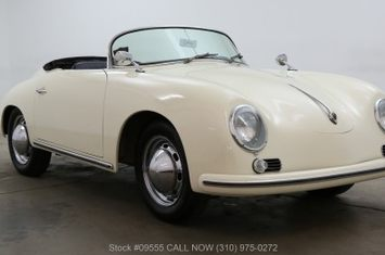 1955 speedster intermecanica replica