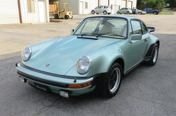 1976 930 turbo carrera