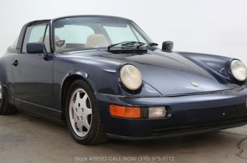 1991 964 targa