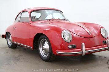 1957 356a coupe