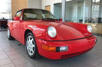 1991 porsche 911 carrera carrera 2 cabriolet