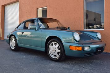 1991 porsche 911 c2 964