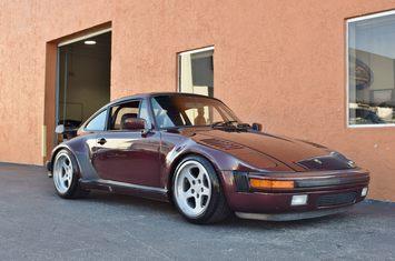 1984 porsche 911 turbo ruf btr