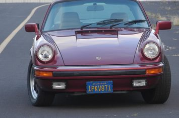 1981 911sc one owner for 35 years
