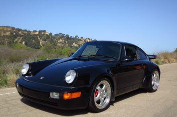 1994 964 turbo 3 6