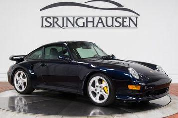 1997 911 turbo s