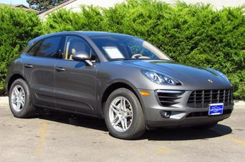 2015 macan awd 4dr s