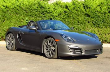 2013 boxster 2dr roadster
