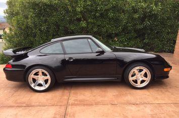 1998 porsche 911 993 carrara s2