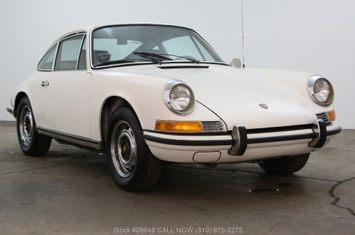 1971 911t sunroof coupe