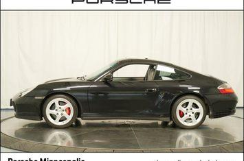 2002 911 carrera 2dr carrera 4 s cpe 6 spd manual