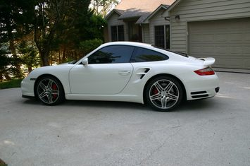 2007 911 turbo six speed