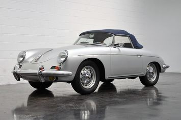 1961 porsche 356b roadster