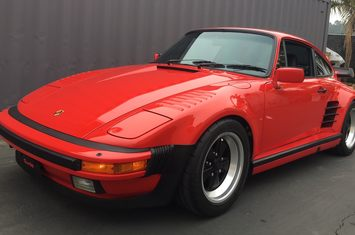 1988 930 turbo s slantnose