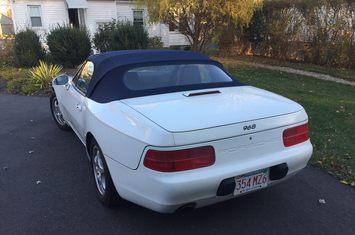 1992 968 cabriolet