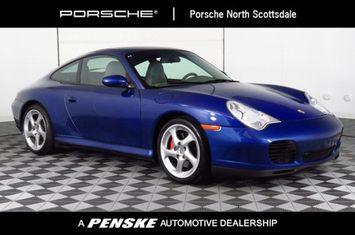 2003 911 carrera 2dr carrera coupe 6 speed manual