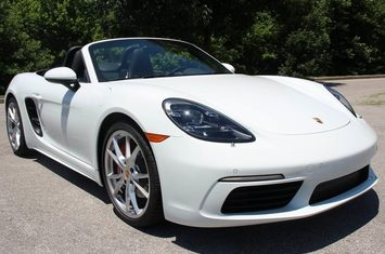 2018 718 boxster s