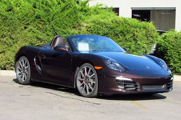 2013 boxster 2dr roadster s