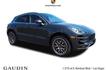 2017 macan turbo