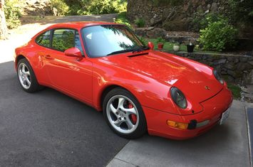 1995 carrera 4