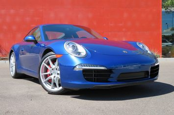 2012 991 carrera s coupe