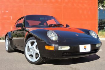 1996 911 993 coupe 6 spd